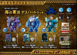 Takara Tomy Beast Saga BS-02 Kingdom of Sea Death Heart Deck Action Figure
