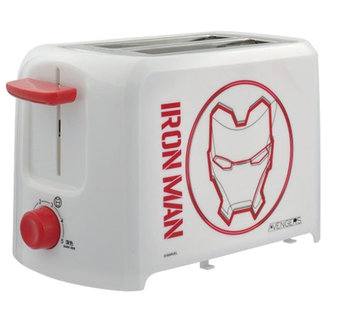 Disney 7-11 Taiwan Limited Marvel Avengers 4 Endgame Toaster Machine Ironman ver