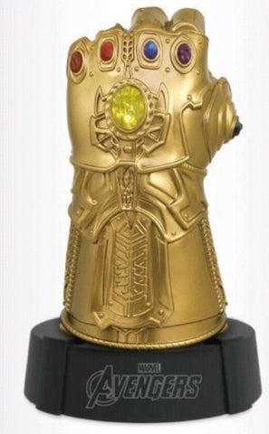 "Disney 7-11 Taiwan Limited Marvel Avengers 4 Endgame 10"" Thanos Lighting Coin Bank Figure"