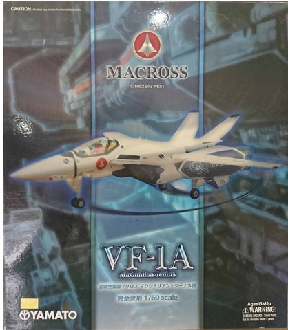 Yamato 1/60 Robotech Macross VF-1S The Movie ver Action Figure