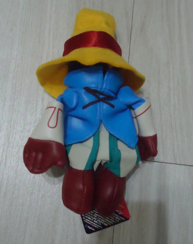 Square Enix 2000 Final Fantasy IX 9 Vivi Ornitier Mini Plush Doll Collection Figure