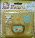 Epoch Toy Hamtaro And Hamster Friends HC-02 Mini Figure Play Set