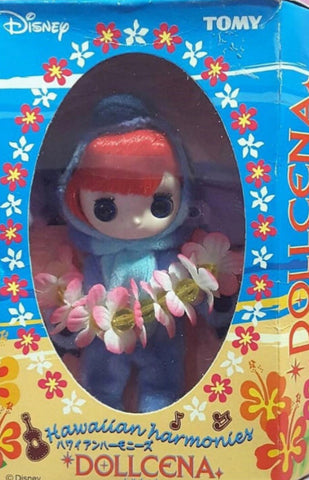 Tomy Dollcena Disney Hawaiian Harmonies Doll Figure