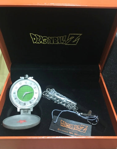 Japan Dragon Ball Z DBZ Radar Pocket Watch