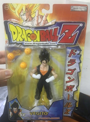 Jakks Pacific Dragon Ball Z Vegito Action Figure