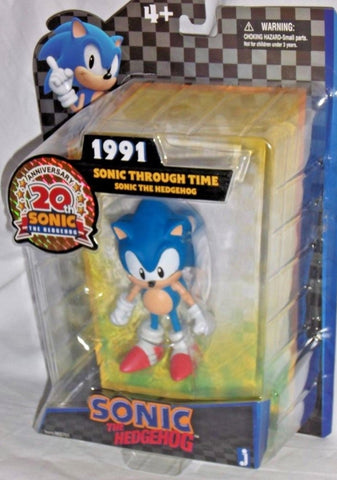 Jazwares Sonic Adventure The Hedgehog 20th 1991 Through Time Action Figure
