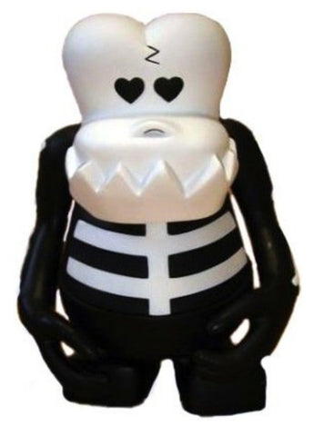 "Bounty Hunter BxH 1997 Skull Ko Kun Black Ver 7"" Vinyl Figure Used"