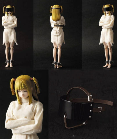 "Medicom Toy 1/6 12"" Death Note Amane Misa Boundge ver Action Figure"