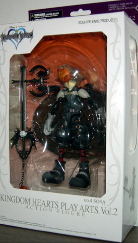 Square Enix Kingdom Hearts II Play Arts Vol 2 No 4 Sora Action Figure