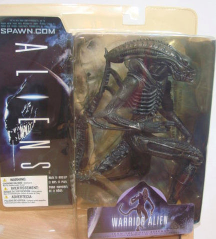 McFarlane Toys Alien Warrior Alien Trading Figure