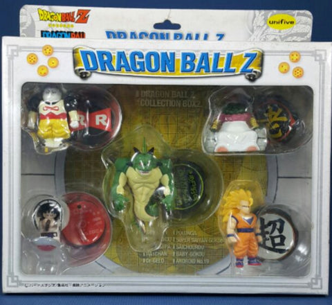 Unifive Dragon Ball Z Collection Box 2 5 Figure Set