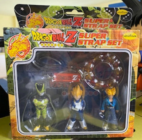 Unifive Dragon Ball Z Super Strap Set Collection Figure Type B