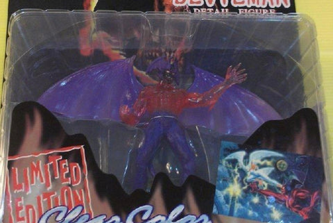 Unifive Devilman Go Nagai Comic Version Limited Edition Detail Figure