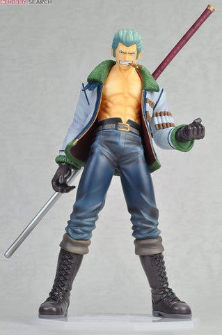 Megahouse 1/8 One Piece POP Smoker Pvc Figure
