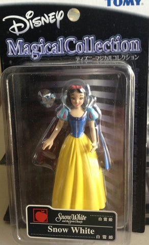 Tomy Disney Magical Collection 001 Snow White And The Seven Dwarfs Snow White Trading Figure