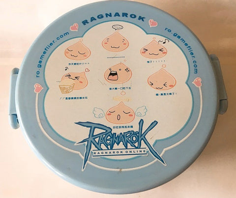 Ragnarok Online 2003 Taiwan Limited Lunch Box