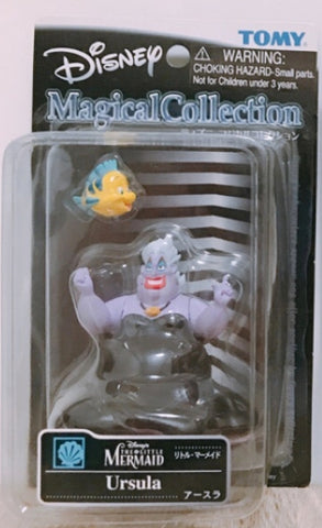 Tomy Disney Magical Collection 019 The Little Mermaid Ursula Trading Figure