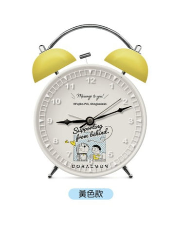 Doraemon Supporting From Behind 50th Anni. Taiwan 7-11 Limited Clock Yellow ver Figure