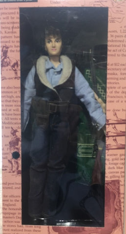 "Yamamoto 1/6 12"" Wild Western Peace Maker Bounty Hunter Hanna Action Figure"