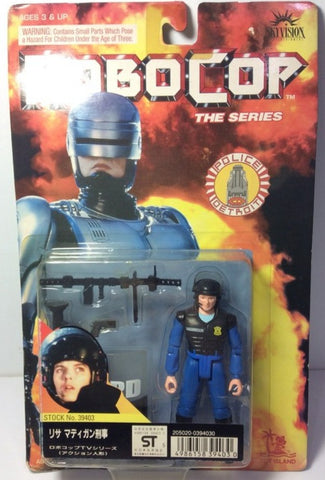 Toy Island Robocop The Series No 39403 Action Figure