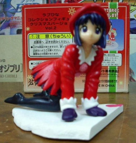 Sega Love Hina Characters Collection Christmas ver Part 2 Trading Figure Type C
