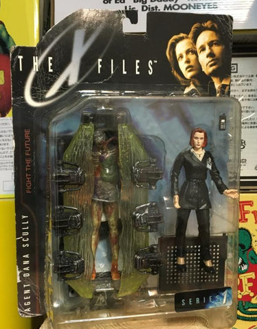 McFarlane Toys The X Files Series 1 Agent Dana Scully Action Figure