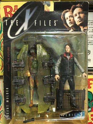 McFarlane Toys The X Files Series 1 Agent Mulder Action Figure