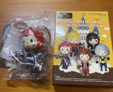 Square Enix Disney Kingdom Hearts Avatar Trading Arts Mini Axel Figure