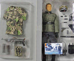 "Dragon 1/6 12"" WWII Cyber Hobby Exclusive SSVT Kompaniefuhrer Hans Dorr Action Figure"