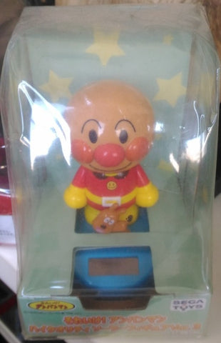 Sega Anpanman Solar Bubble Head Collection Figure