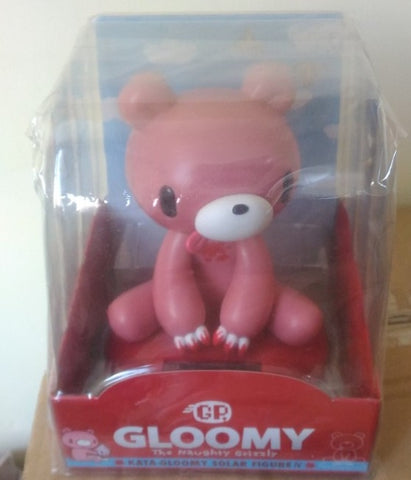 Gloomy Bear Solar Bubble Head Collection Figure