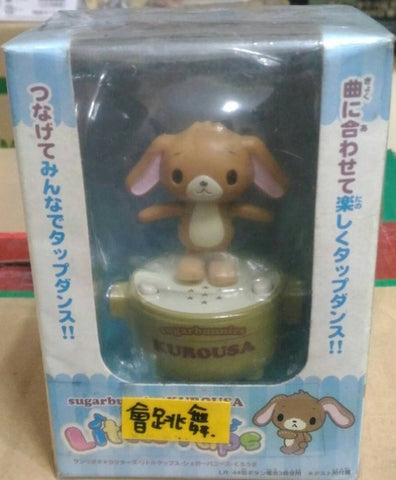 Tomy Little Taps Musical Dancing Caramel Rabbit Trading Collection Figure