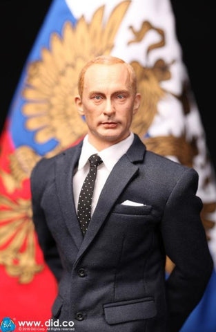 "DID 1/6 12"" President Of Russia Vladimir Putin 2.0 ver Action Figure"