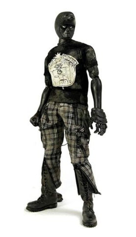 "ThreeA 3A Toys 1/12 Ashley Wood Action Portable Adventure Kartel Soy Dolphin 6"" Figure"