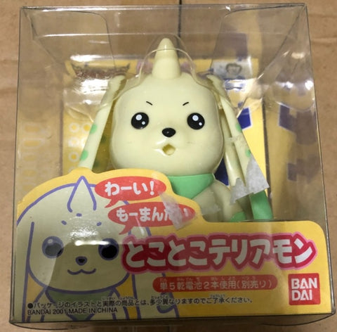 Bandai 2001 Digimon Digital Monster Terriermon Action Figure
