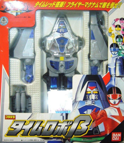 Bandai Power Rangers Time Force Timeranger Megazord Action Figure Set