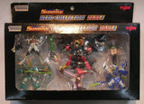 Yujin Sunrise Hero Collection Part 4 Gaogaigar Final Betterman Mado King Granzort Trading Figure Set - Lavits Figure  - 1