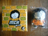"Toy2R 2007 MCA Evil Prison Ape Orange 6""  Vinyl Figure 250 Limited - Lavits Figure  - 2"