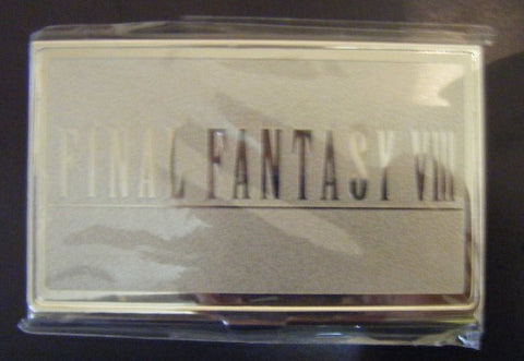 Square Enix Final Fantasy VIII 8 Business Card Case Made In Japan - Lavits Figure
