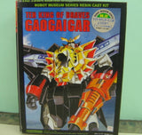 Kaiyodo Brave Sunrise Gaogaigar Robot Museum Series No RM 33 Teh The King Of Braves Gaogaigar Resin Cold Cast Model Kit Figure - Lavits Figure  - 2