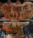 Bandai 2004 Kinnikuman Gashapon Kinkeshi 9 Trading Collection Figure Set - Lavits Figure  - 3