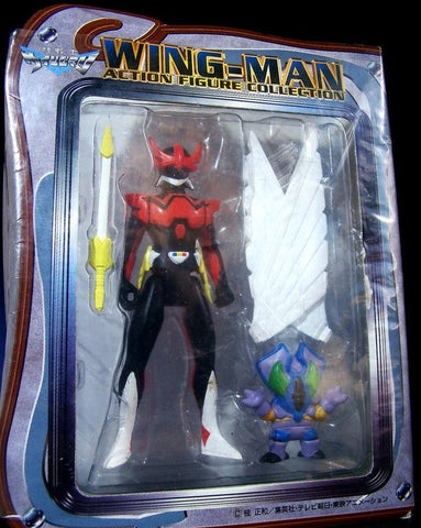 Banpresto 1999 Wing Man Red Ver. Action Collection Figure - Lavits Figure