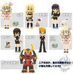 Konami Figumate Tengen Toppa Gurren Lagann Vol 2 7 Mini Trading Collection Figure Set - Lavits Figure