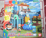 Bandai Megabloks PM04241 Pokemon Pocket Monster The Rise Of Darkrai House Base Ash Ketchum Figure - Lavits Figure  - 1