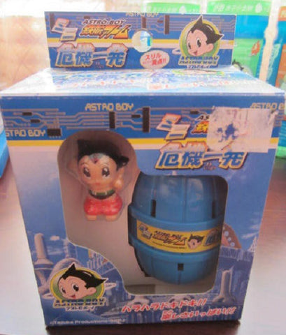 "Tezuka Productions Blackbeard Boss Pop Up Pirate Astro Boy Ver. 6"" Game Set Figure - Lavits Figure  - 1"