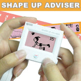 Bandai 2006 Shape Up Adviser Digital Pet Dieting Electronic Widget Play Game - Lavits Figure  - 1
