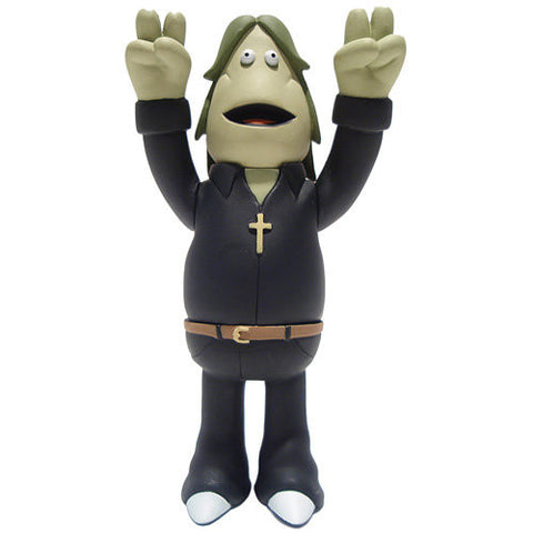 Amos Toys James Jarvis In-Crowd Ages of Metal John Vinyl Figure - Lavits Figure  - 1