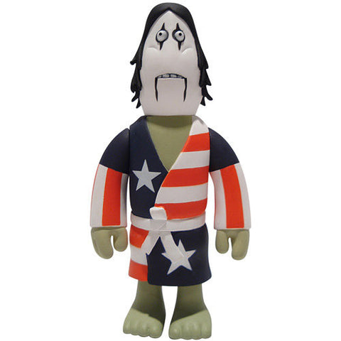 Amos Toys James Jarvis In-Crowd Ages of Metal Vincent Vinyl Figure - Lavits Figure  - 1