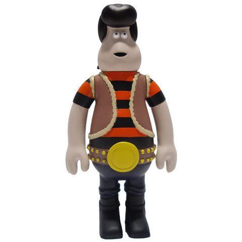 Amos Toys James Jarvis In-Crowd Forever Sensible Motorcycle Club Mongo Vinyl Figure - Lavits Figure  - 1