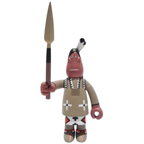 Amos Toys James Jarvis In-Crowd The Old Guard Strong Running River Vinyl Figure - Lavits Figure  - 1
